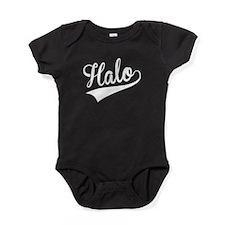Halo, Retro, Baby Bodysuit