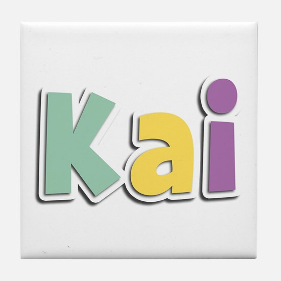 Kai Spring14 Tile Coaster