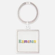 Kameron Spring14 Square Keychain