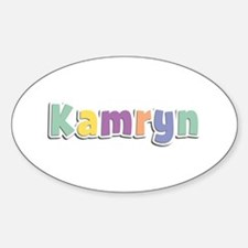 Kamryn Spring14 Oval Decal