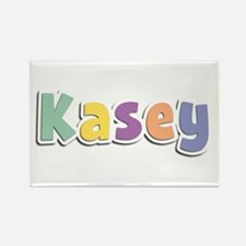 Kasey Spring14 Rectangle Magnet