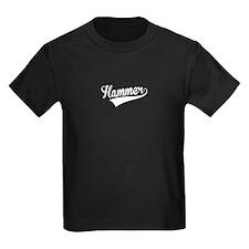 Hammer, Retro, T-Shirt
