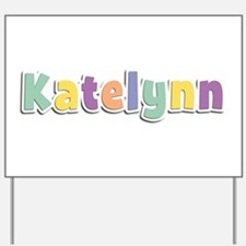 Katelynn Spring14 Yard Sign