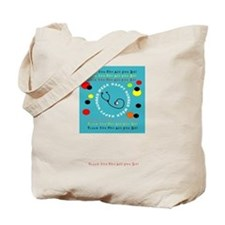 happy nurses week journal Tote Bag