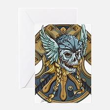 viking1 Greeting Cards
