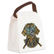 viking1 Canvas Lunch Bag