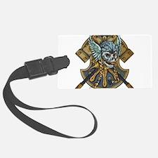 viking1 Luggage Tag