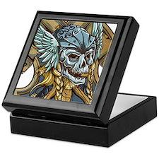viking1 Keepsake Box