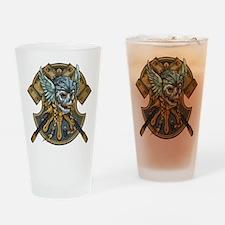 viking1 Drinking Glass