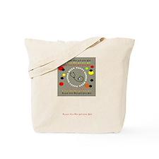 happy nurses week journal 2 Tote Bag