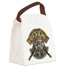 viking3 Canvas Lunch Bag