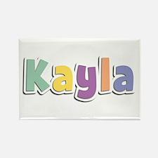 Kayla Spring14 Rectangle Magnet