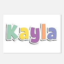 Kayla Spring14 Postcards 8 Pack