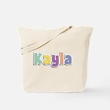 Kayla Spring14 Tote Bag