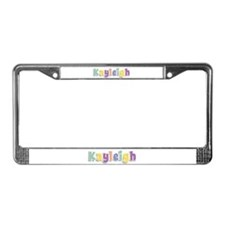 Kayleigh Spring14 License Plate Frame