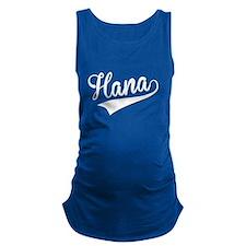 Hana, Retro, Maternity Tank Top