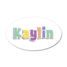 Kaylin Spring14 20x12 Oval Wall Decal