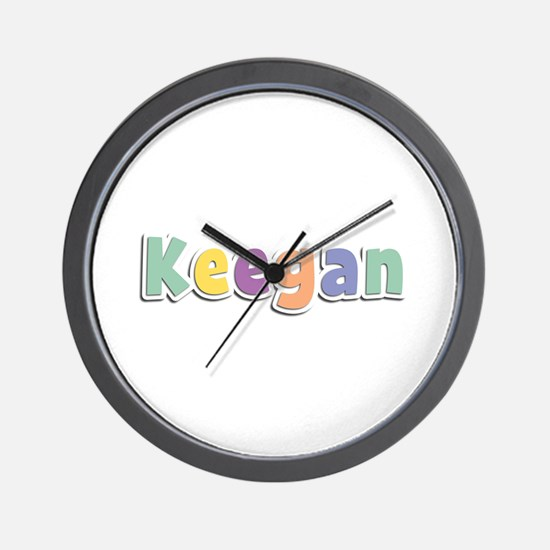 Keegan Spring14 Wall Clock