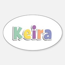 Keira Spring14 Oval Decal