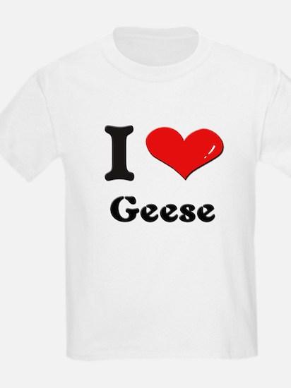 I love geese T-Shirt