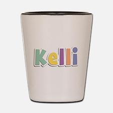 Kelli Spring14 Shot Glass