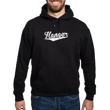 Hanger, Retro, Hoodie