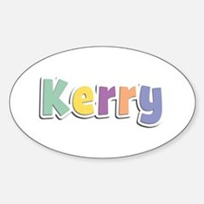Kerry Spring14 Oval Decal