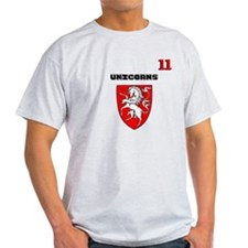 Rugby team kit 11 T-Shirt