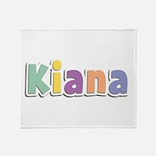 Kiana Spring14 Throw Blanket