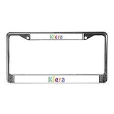 Kiera Spring14 License Plate Frame