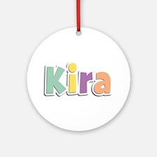Kira Spring14 Round Ornament