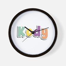Kody Spring14 Wall Clock