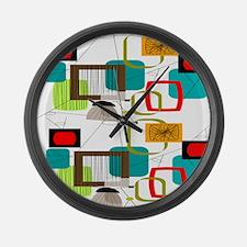 Atomic AB Large Wall Clock