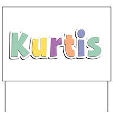 Kurtis Spring14 Yard Sign