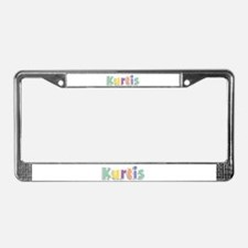 Kurtis Spring14 License Plate Frame