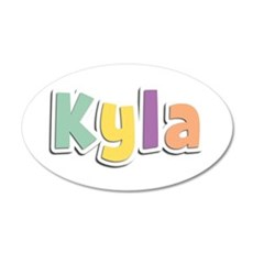 Kyla Spring14 Wall Decal