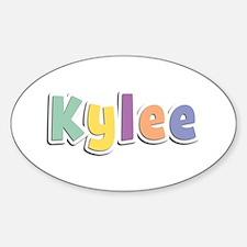 Kylee Spring14 Oval Decal