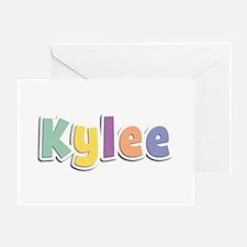 Kylee Spring14 Greeting Card