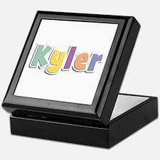 Kyler Spring14 Keepsake Box