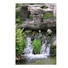 ...Florida Cascade... Postcards (Package of 8)