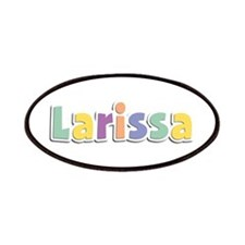 Larissa Spring14 Patch