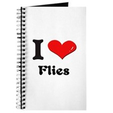 I love flies Journal
