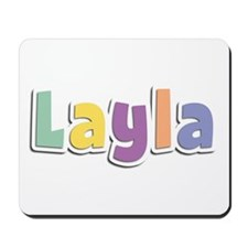 Layla Spring14 Mousepad