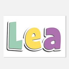 Lea Spring14 Postcards 8 Pack