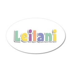 Leilani Spring14 20x12 Oval Wall Decal