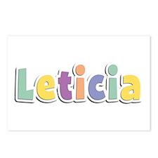 Leticia Spring14 Postcards 8 Pack