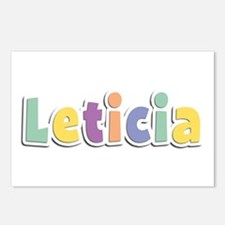 Leticia Spring14 Postcards 8 Pack
