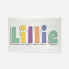 Lillie Spring14 Rectangle Magnet