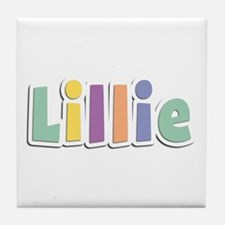 Lillie Spring14 Tile Coaster