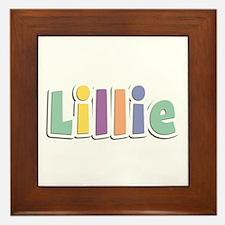 Lillie Spring14 Framed Tile